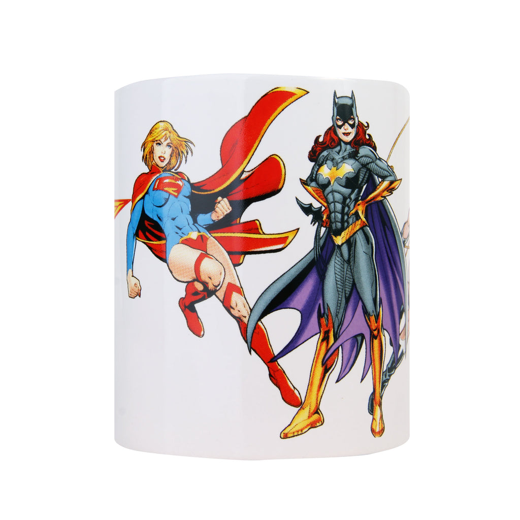 Taza Justice League