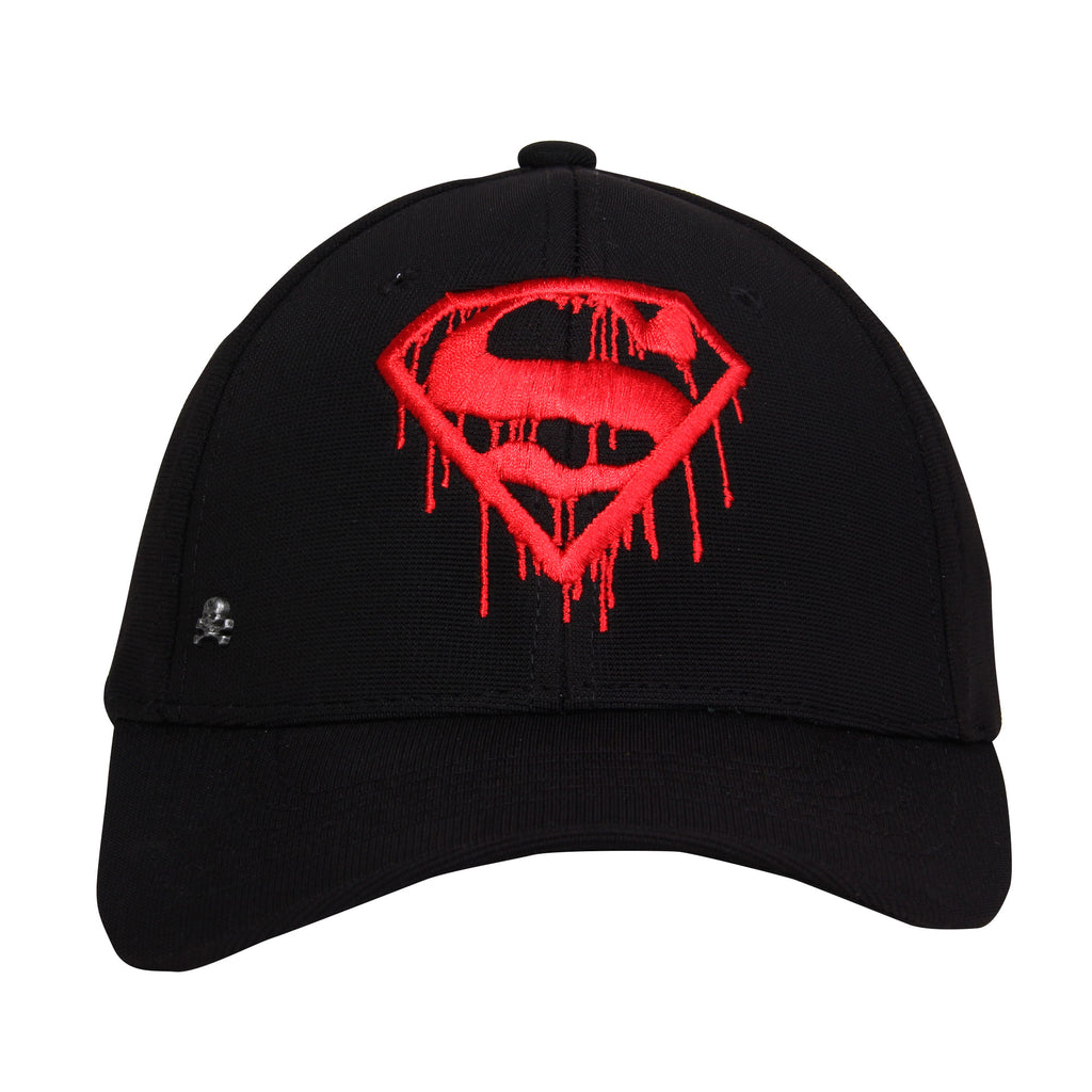 Gorra flex Baseball Muerte Superman