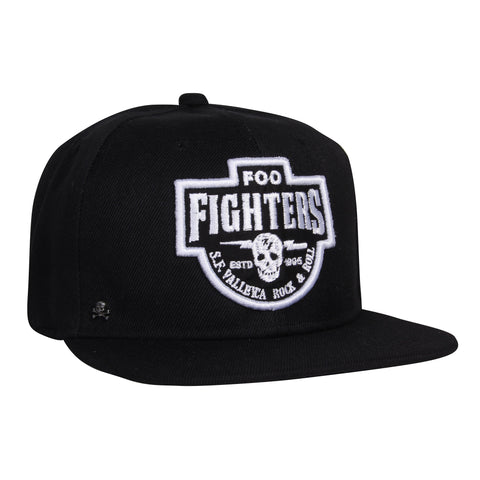 Gorra Foo Fighters Escudo