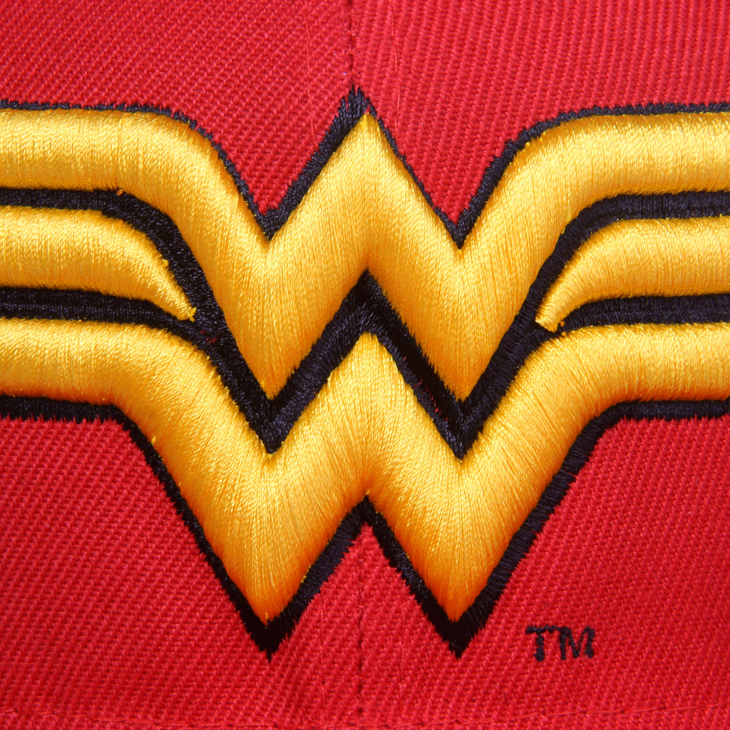 Gorra Wonder Woman Roja