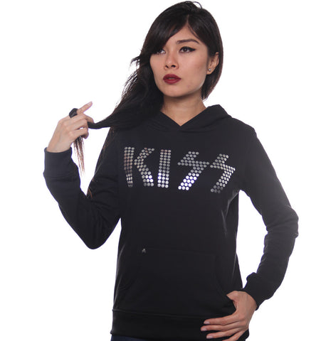 Sudadera Dama Night Light Kiss