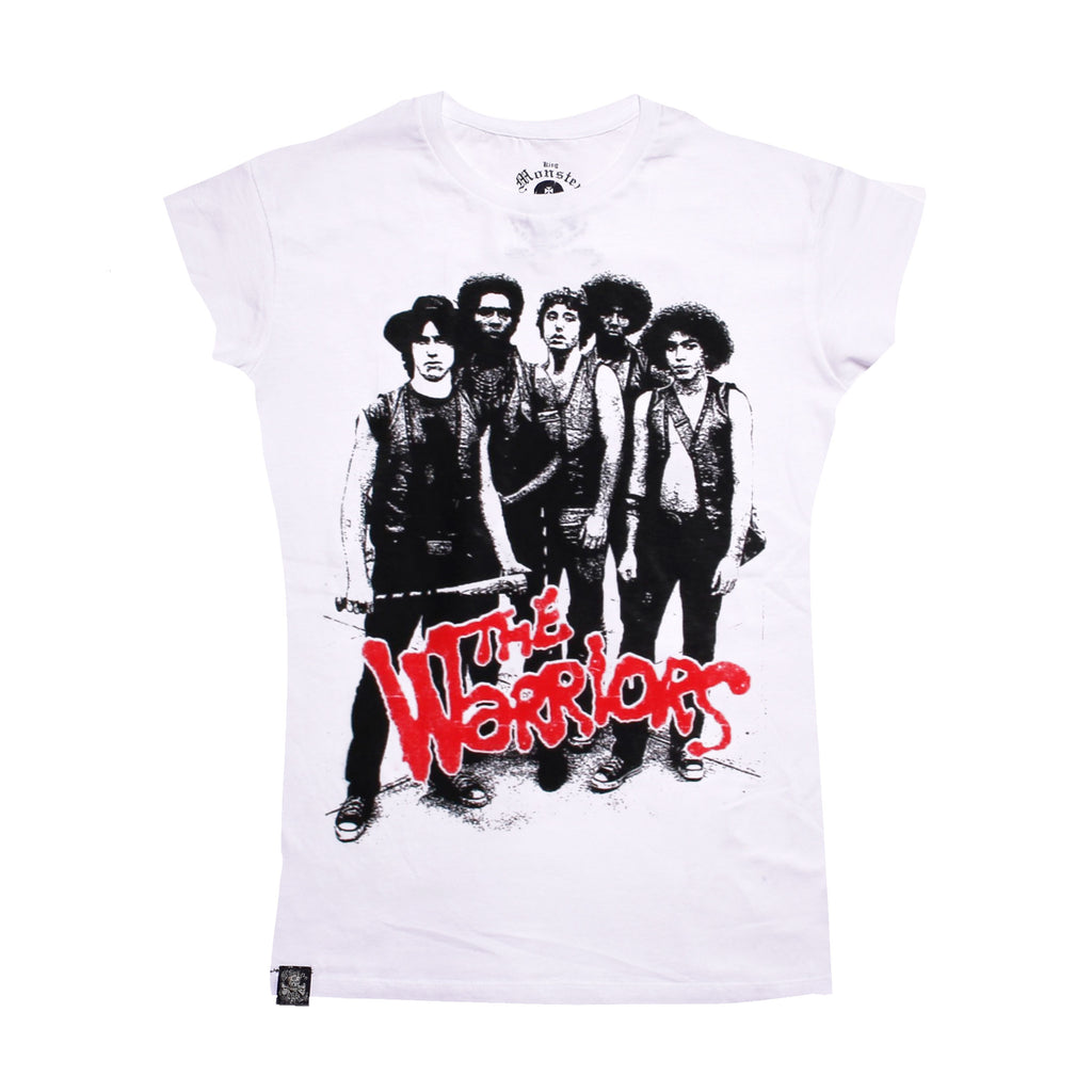 Blusa The Warriors