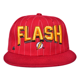 Gorra The Flash Rayas