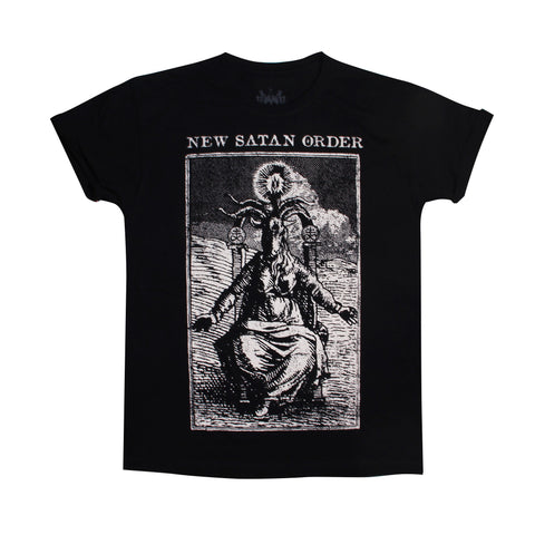 Playera New Satan Order