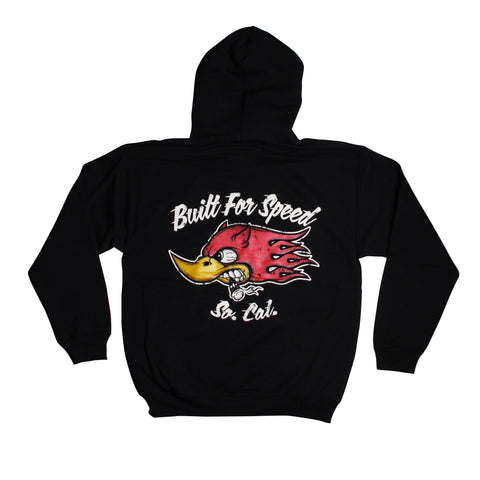 Sudadera Built For Speed