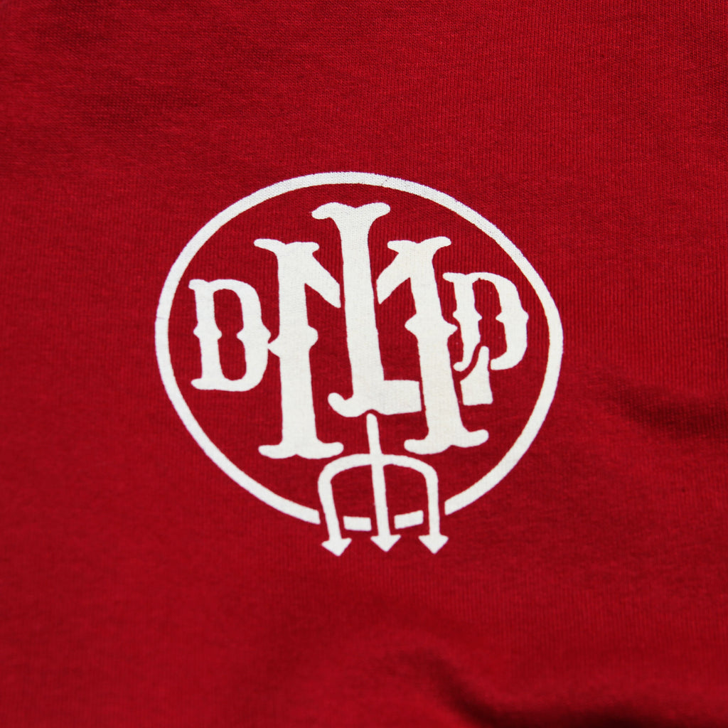Playera LMDD Red Skin Diablos