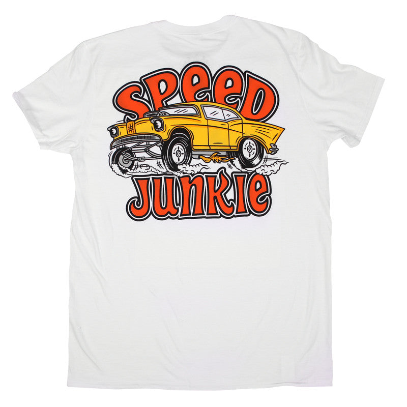 Playera LMDD Speed Junkie