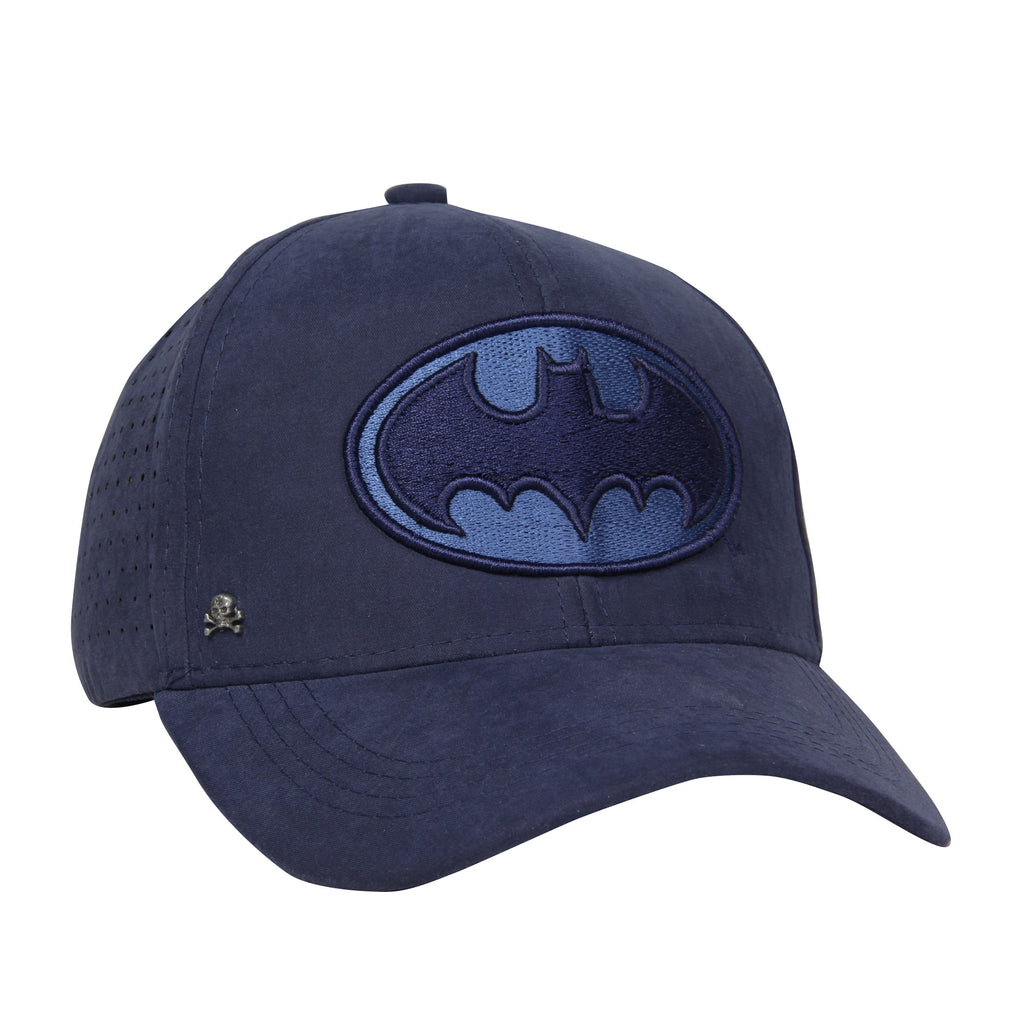 Gorra Baseball Batman Blue