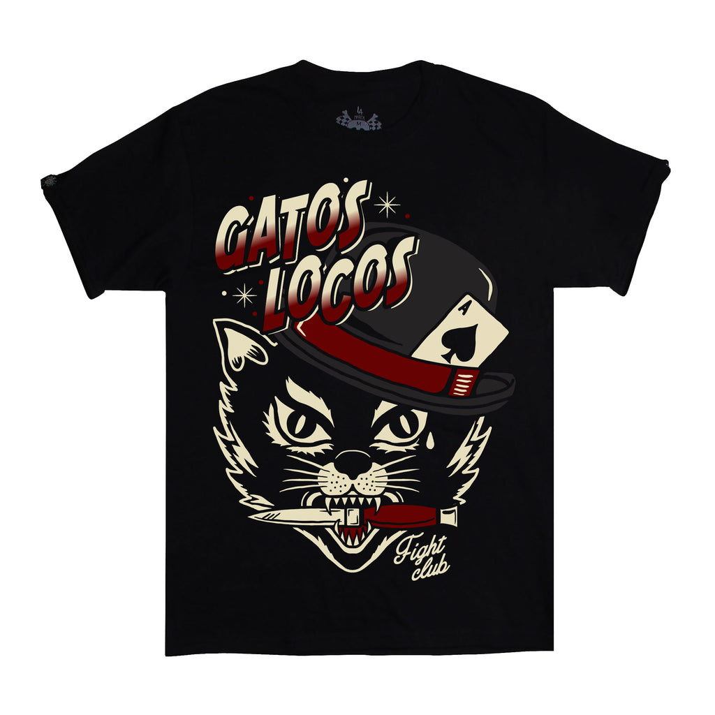 Playera LMDD Gatos Locos