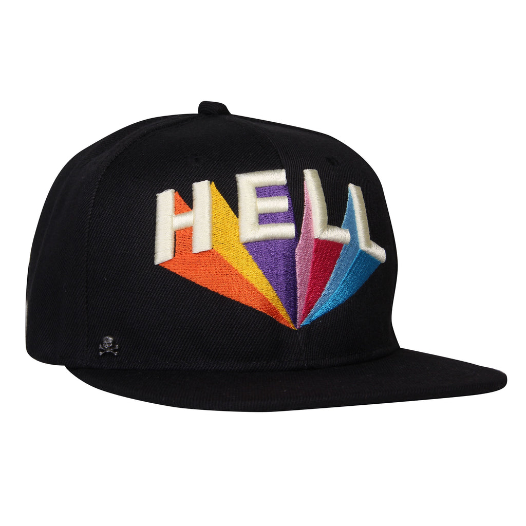 Gorra Plana Hell Colores