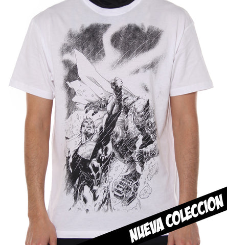 Playera Batman vs Superman Epic
