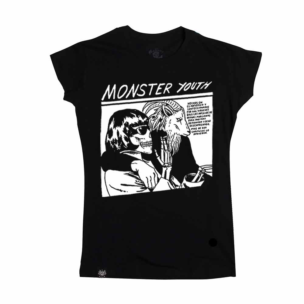 Mujer Top Seller Monster Youth