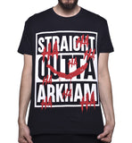 Playera Straight Arkham