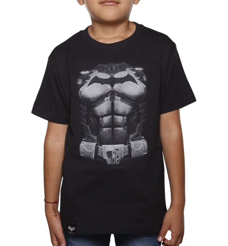 Playera Niño Batman Armor