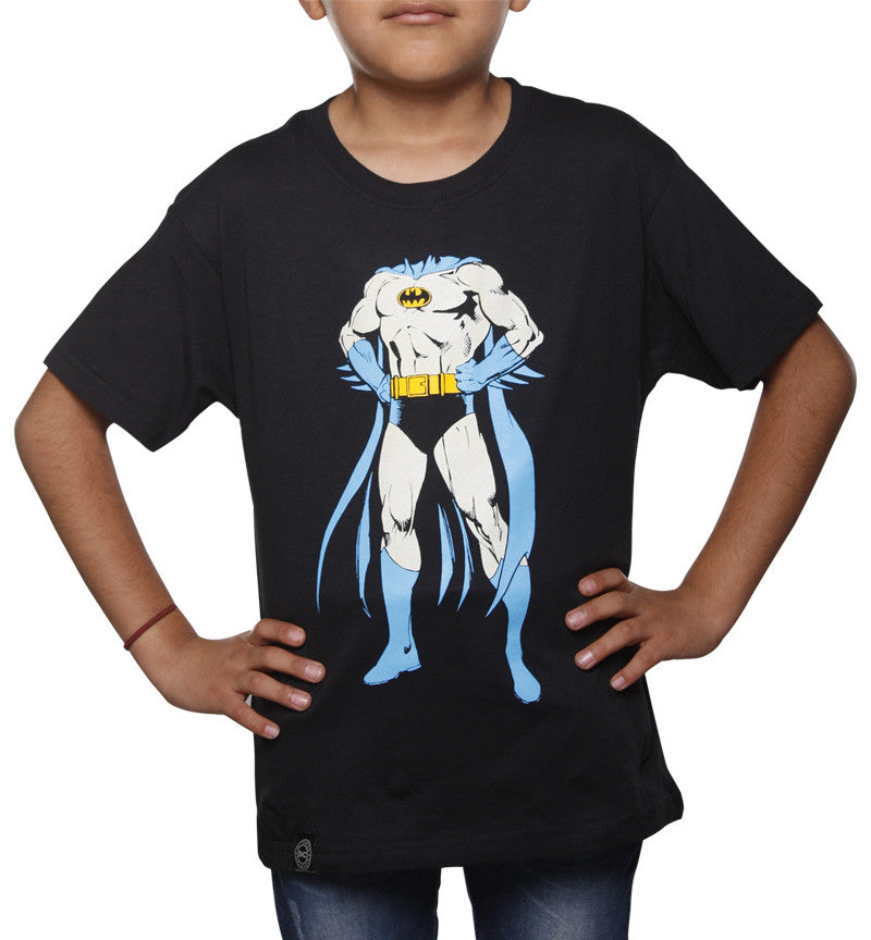 Playera Niño Batman Body