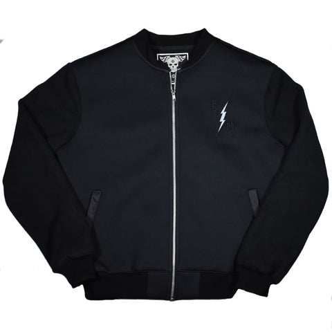 Bomber Jacket Black Thunder