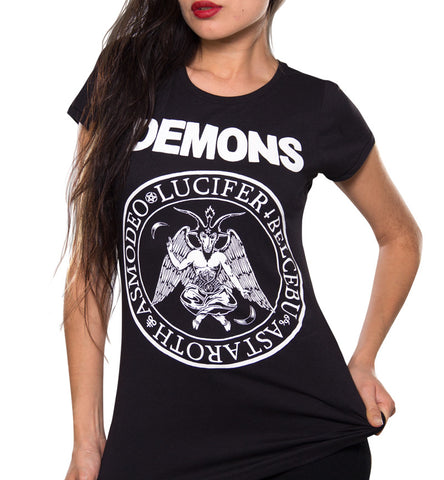 Blusa The Demons