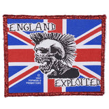 Parche The Exploited England