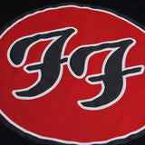 Playera Logo Foo Fighters