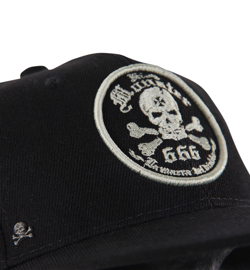 Gorra Logo Monster 666 LMDD