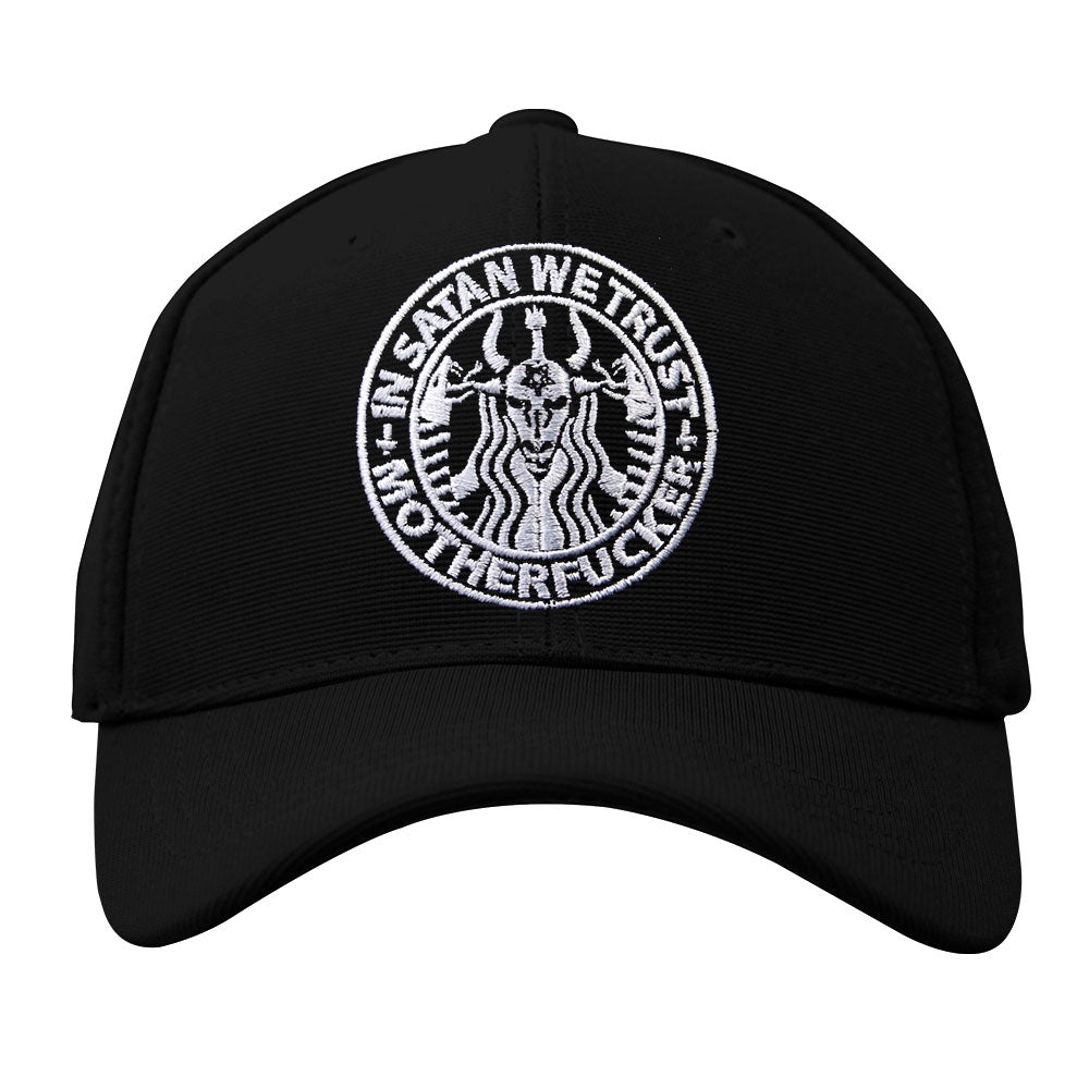 Top Seller Gorra In Satan We Trust