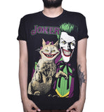 Playera Joker Cat