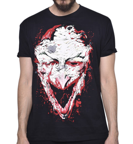Playera Joker Mask