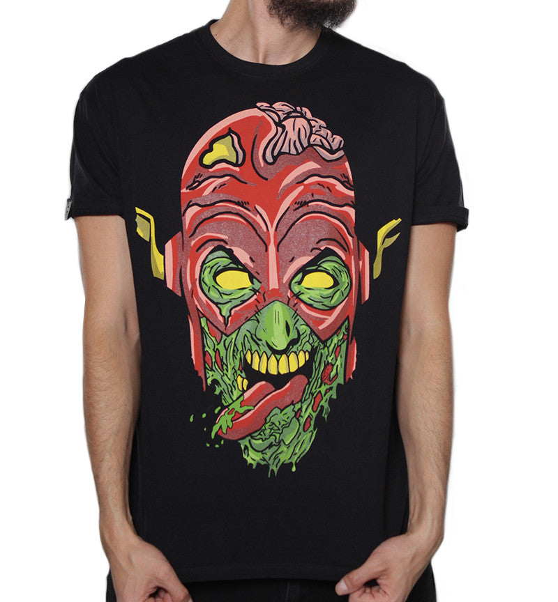 Playera Flash Zombie