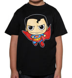 Playera Niño Superman Ojon