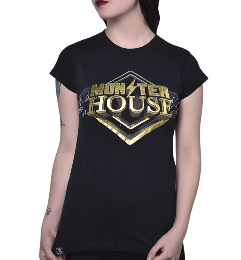 Blusa Monster House