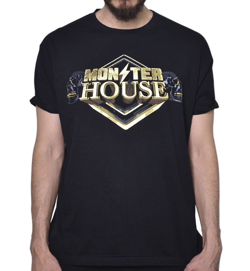 Playera Monster House