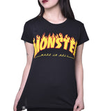 Blusa Monster Trash