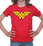 Playera Niño Wonder Woman