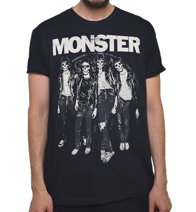 Playera Monster Ramones