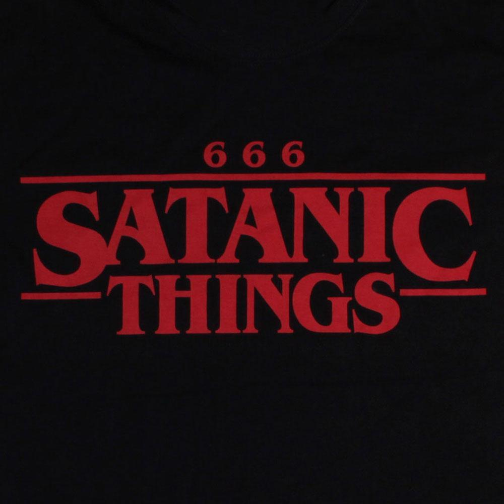 Hombre Top Seller Satanic Things