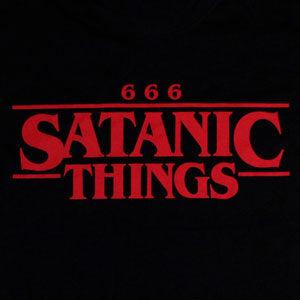 OUTLET - Mujer Top Seller Satanic Things