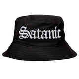 Bucket Hat Satanic
