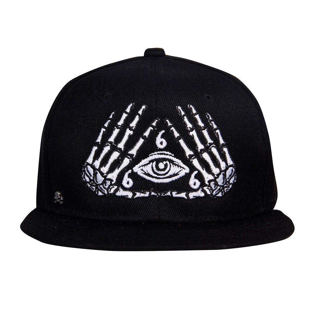 Top Seller Gorra Skeleton Illuminati LMDD