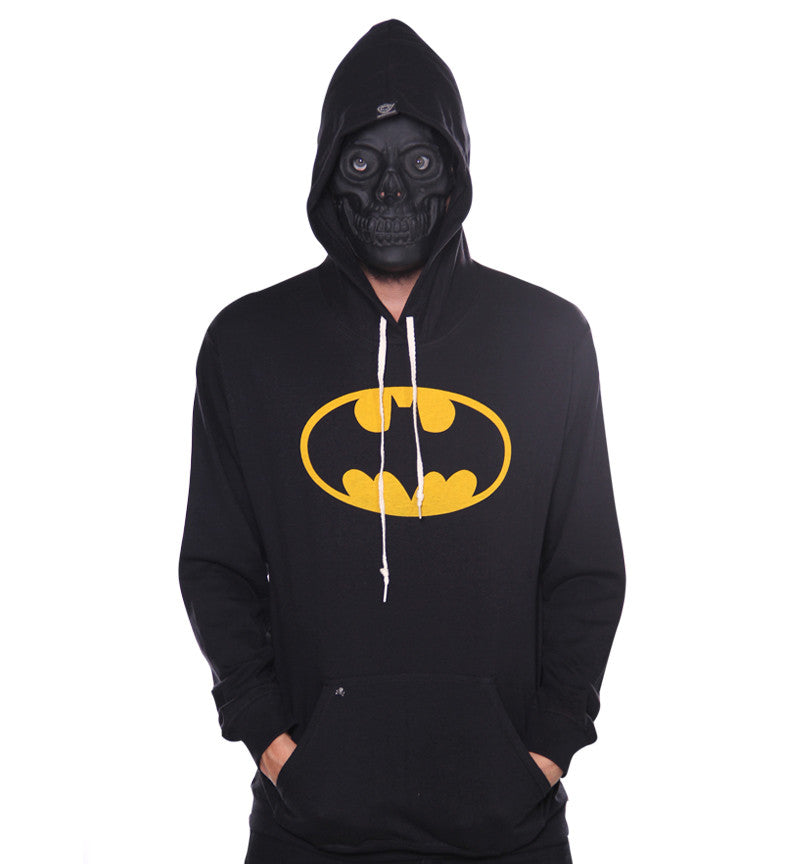 Playera Logo Batman Deportiva