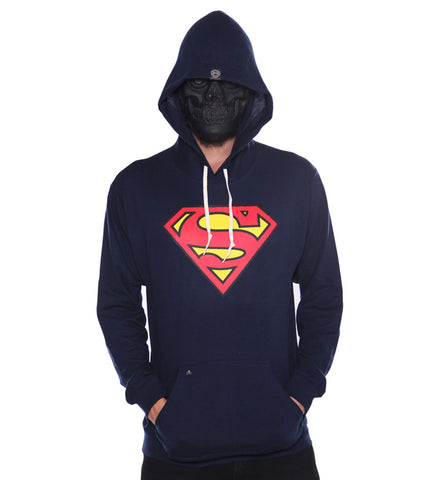 Playera Logo Superman Deportiva