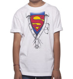 Playera Niño Superman Camisa
