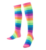 Calceta Rainbow Stripes 2