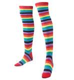 Calceta Rainbow Stripes