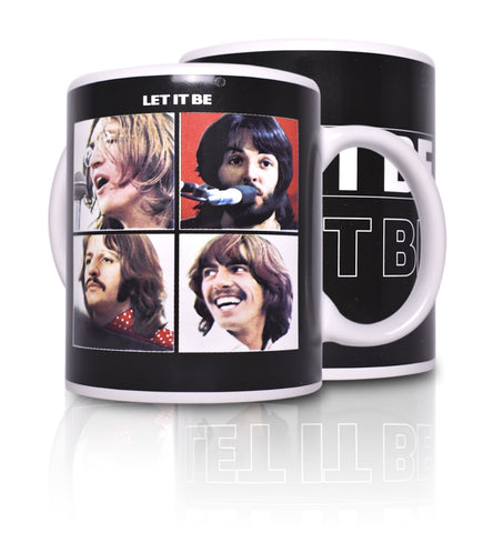 Taza Let It Be
