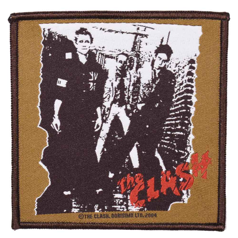 Parche The Clash