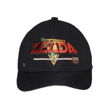 Gorra Flex Baseball The legend of Zelda Game Logo