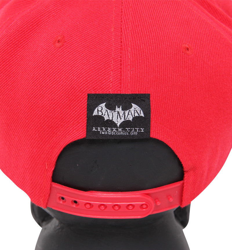 Gorra Arkham Batman vs Joker