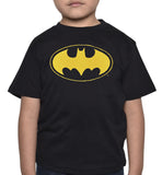 Playera Niño Batman Amarillo