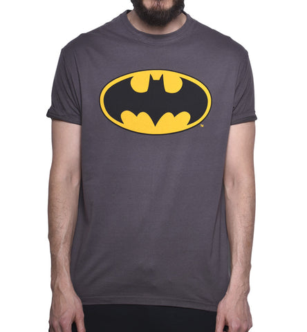 Playera Logo Batman Oxford