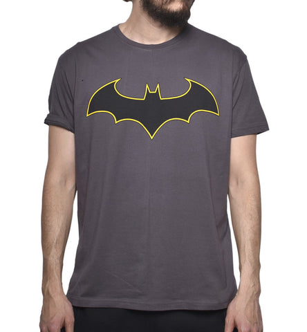 Playera Logo Arkham Rebirth